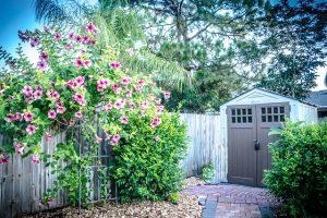 מחסן פלסטיק לגינה