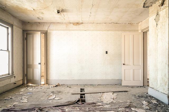 ניקיון הבית אחרי שיפוץ