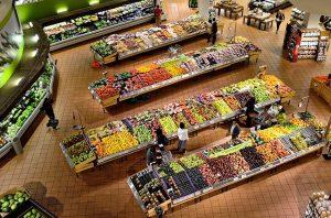 תכנון חנויות למזון