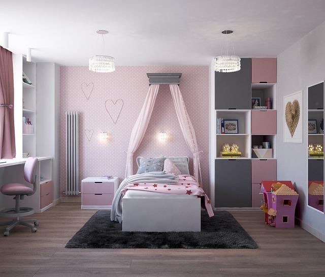 חדר ילדים ועיצוב בהתאם לילד