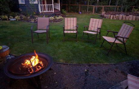 בור אש בגינה: מה אפשר לעשות איתו אחרי התקנה?
